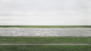 グルスキー_ライン川 Ⅱ